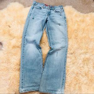 MISS SIXTY new tommy style denim light blue jeans